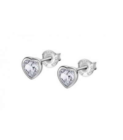 PENDIENTES CHARMING LADY LOTUS SILVER - LP2000-4/1