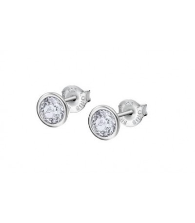 PENDIENTES CHARMING LADY LOTUS SILVER - LP2001-4/1