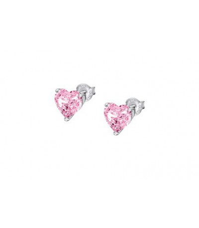 PENDIENTES CHARMING LADY LOTUS SILVER - LP2004-4/2