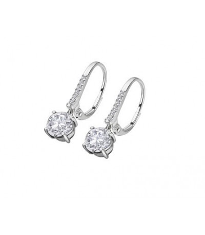 PENDIENTES CHARMING LADY LOTUS SILVER - LP2005-4/A