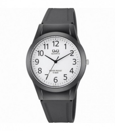 RELOJ UNISEX NEGRO Q&Q bY CITIZEN - VQ50J023