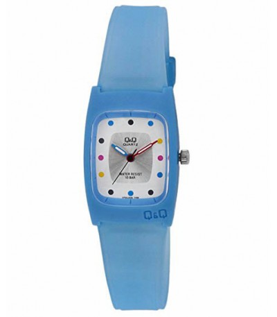 RELOJ AZUL Q&Q BY CITIZEN - VP65J020