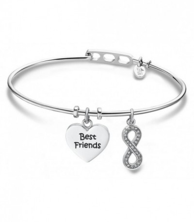 BRAZALETE BEST FRIENDS E INFINITO LOTUS STYLE - LS2036-2/5
