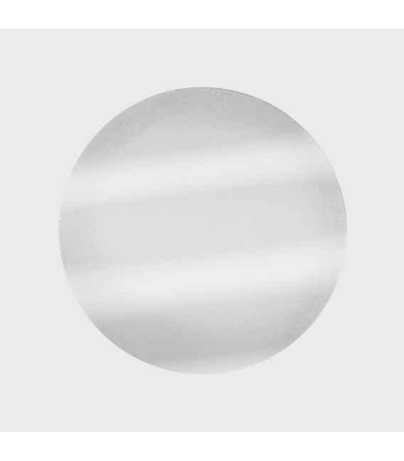 INSIGNIA ESPEJO PLATEADO 33MM - MY iMenso - 33-1069