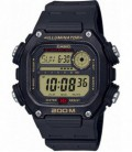 RELOJ HOMBRE HEAVY DUTY 200M CASIO COLLECTION - DW-291H-9AVEF