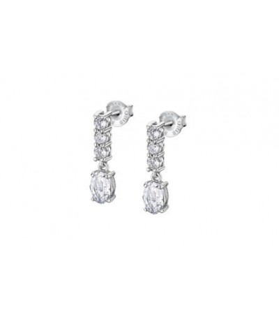 PENDIENTES CHARMING LADY LOTUS SILVER - LP2011-4/1