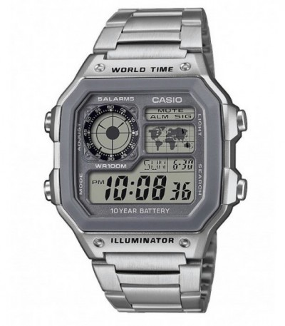 RELOJ DIGITAL COLLECTION MEN CASIO - AE-1200WHD-7AVEF