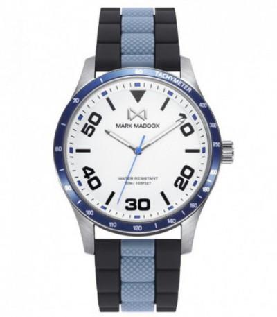 RELOJ HOMBRE MISSION MARK MADDOX - HC7135-04