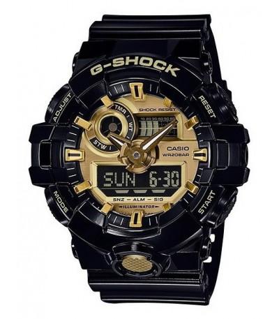 RELOJ HOMBRE CASIO G-SHOCK - GA-710GB-1A