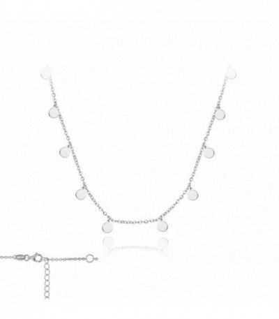 COLLAR MINI MOON PLATA - 174437