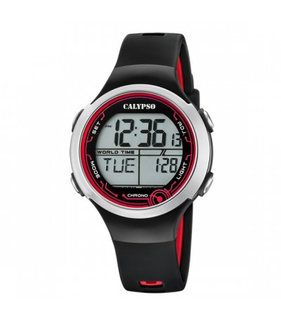 RELOJ DIGITAL CRUSH CALYPSO - K5799/6