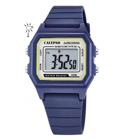 RELOJ DIGITAL CRUSH CABALLERO CALYPSO - K5805/3