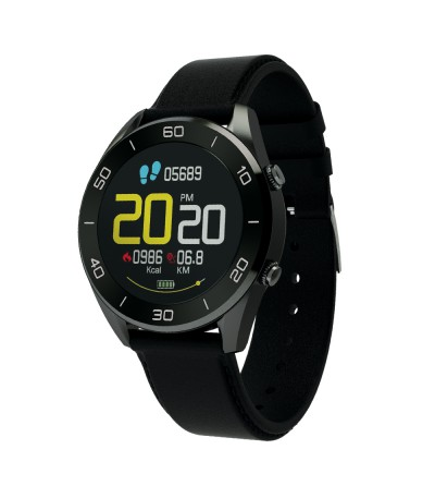 RELOJ MARK MADDOX SMART NOW METAL NEGRO - HS1000-50