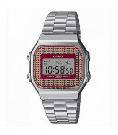 Reloj VINTAGE Digital CASIO - A168WEF-5AEF