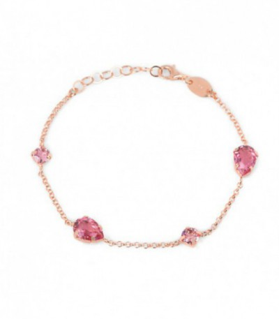 PULSERA LOUIS ROSE - ORO ROSA - A3631-4SP