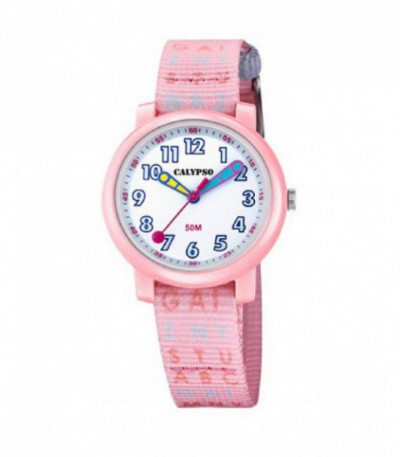 RELOJ ROSA JUNIOR COLLECTION CALYPSO - K5811/1