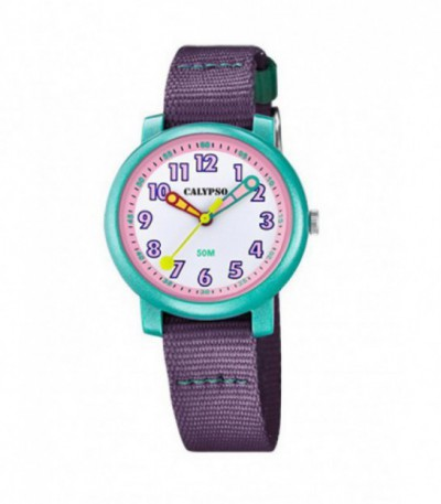 RELOJ MULTICOLOR JUNIOR COLLECTION CALYPSO - K5811/3