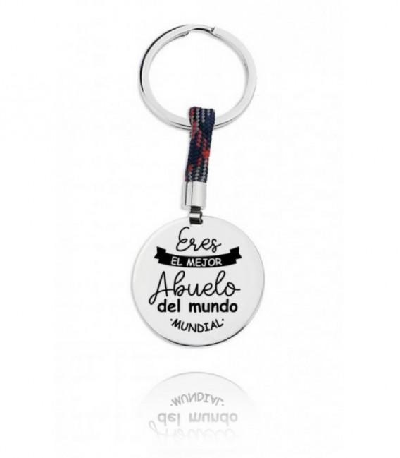 LLAVERO ACERO ABUELO - 222153