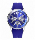 RELOJ CADETE ACERO REAL MADRID BY VICEROY - 401122-35