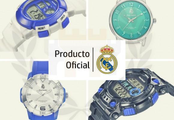 Relojes oficiales del Real Madrid