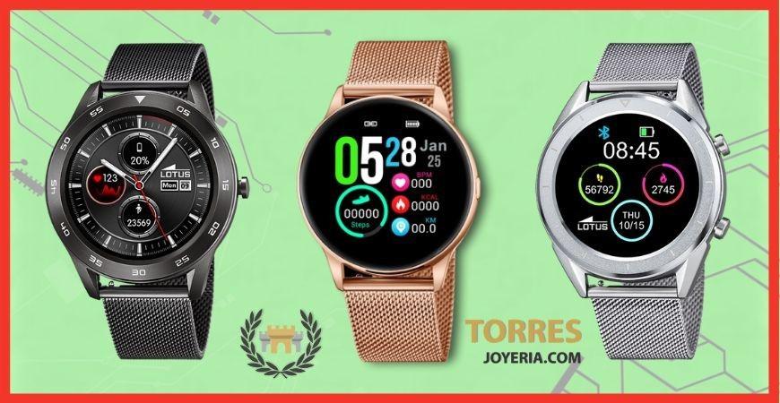 Los Smartwatches de Lotus ya están aqui