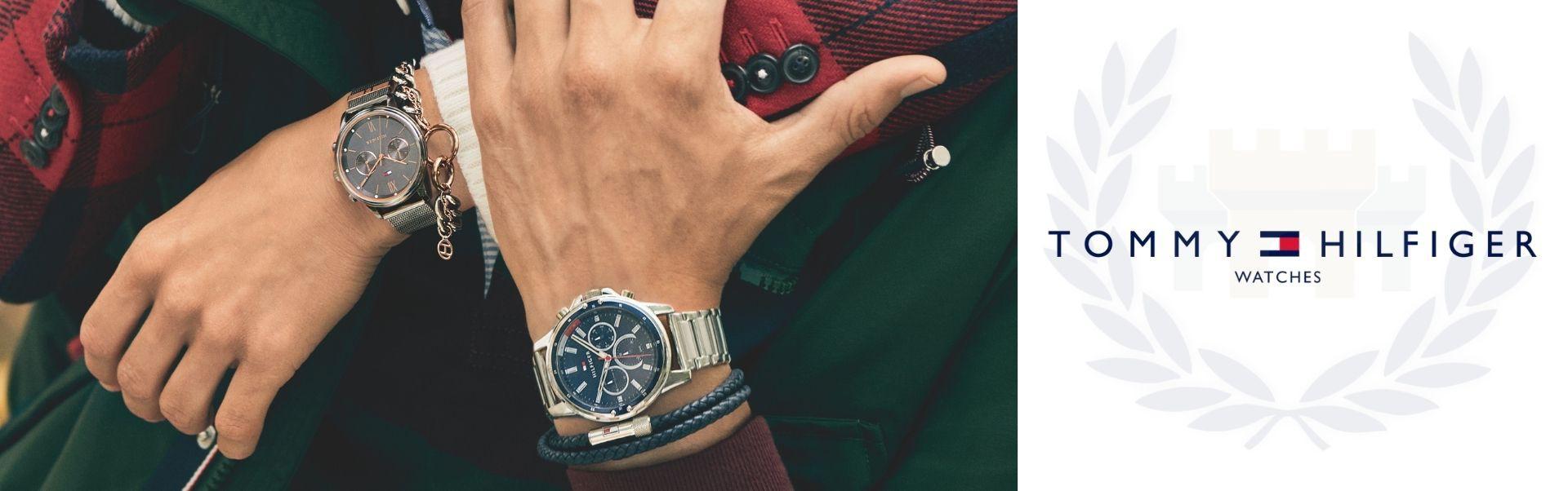 Relojes Tommy Hilfiger de hombre y mujer
